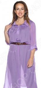 Рубашка Гранд Гром «Гамма». Цвет: лиловый