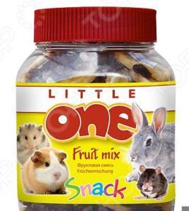 Лакомство для грызунов Little One «Фруктовая смесь»