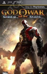 Игра для ps SONY Portable God of War: Призрак Спарты. Essentials (rus)
