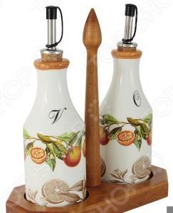 Набор емкостей для масла и уксуса LCS «Апельсины»