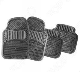 Набор ковриков Автостоп AB-4014
