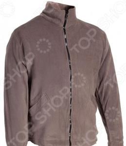 Куртка флисовая Huntsman «Байкал». Цвет: серый