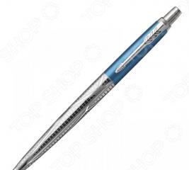 Ручка шариковая Parker Jotter SE K175 London Architecture Modern Blue