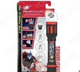 Фонарик-проектор Tech 4 Kids Project-A-Lite Transformers