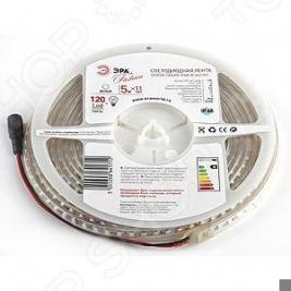 Лента светодиодная Эра LS3528-120LED-IP68-W-eco-5