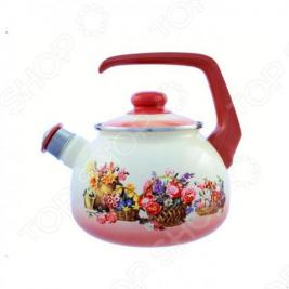 Чайник со свистком Metrot Краски лета