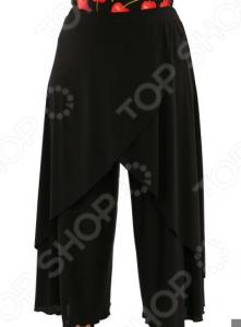 Юбка-брюки Pretty Woman «Крылья Пегаса». Цвет: черный