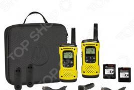 Комплект из двух раций Motorola TLKR-T92 H20