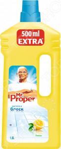 Средство чистящее для поверхностей Mr Proper «Универсал Лимон»