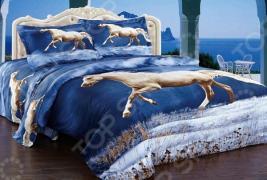 Комплект постельного белья Softline 09627. Евро