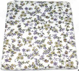 Пеленка трикотажная Bradex «Цветочек»