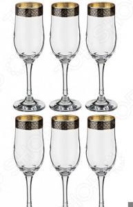 Набор фужеров для шампанского «Южная ночь» 484-205