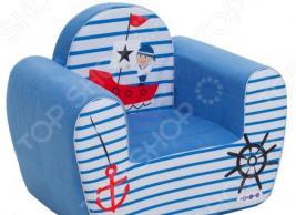 Кресло детское игровое PAREMO «Мореплаватель»