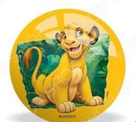 Мяч Mondo «Король Лев». В ассортименте