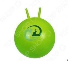 Мяч гимнастический с рожками Body Sculpture ВВ-004GR-51. В ассортименте