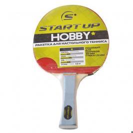 Ракетка для настольного тенниса Start Up Hobby 0 Star с прямой ручкой