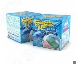 Набор для создания бомбочек Инновации для детей «Океанариум»