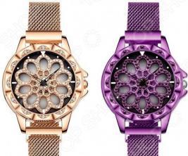 Часы наручные Flower Diamond. В ассортименте