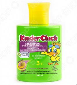 Шампунь для легкого расчесывания KinderChick «Дыня»