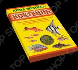 Корм для рыб Аква Меню «Коктейль»