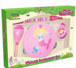 Набор музыкальных инструментов Toys Lab 72007