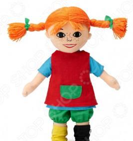 Кукла мягконабивная Micki «Пеппи Длинный Чулок»