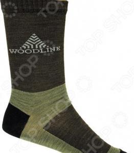Термоноски WoodLine Термобелье Double
