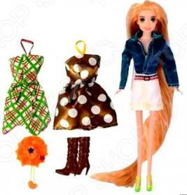 Кукла интерактивная с аксессуарами Zhorya Х75505