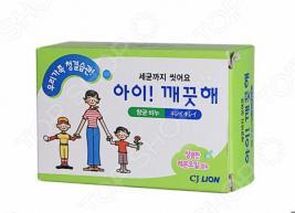 Мыло антибактериальное для рук CJ Lion Ai-Kekute «Лимонное масло»
