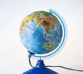 Глобус с подсветкой Globen физико-политический
