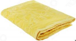 Полотенце велюровое Guten Morgen «Лимон»