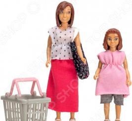 Набор кукол Lundby «Мама и дочка»