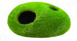 Камень для аквариума DEZZIE «Камень со мхом»
