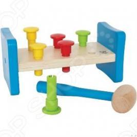 Игрушка деревянная Hape «Гвоздики»