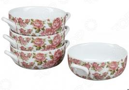 Набор суповых тарелок Rosenberg 9262