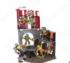 Игровой набор Nickelodeon «Анчоусная Аллея»