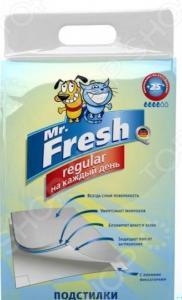 Подстилки для домашних животных Mr.Fresh F211 Regular