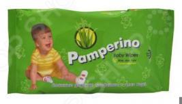 Набор салфеток влажных очищающих гипоаллергенных детских Авангард PA-15308 Pamperino