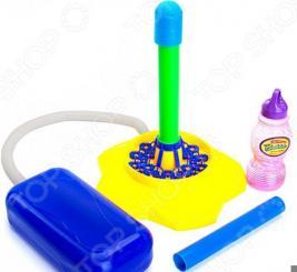 Ракета с мыльными пузырями и помпой Bradex «Баббл»