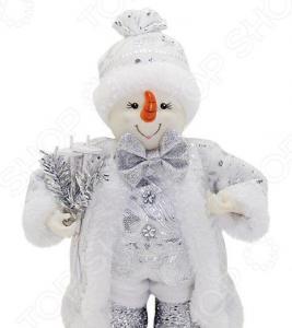 Кукла под елку Новогодняя сказка «Снеговик» 972437