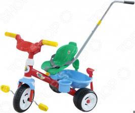 Велосипед детский трехколесный Coloma Y Pastor с ручкой Baby Trike