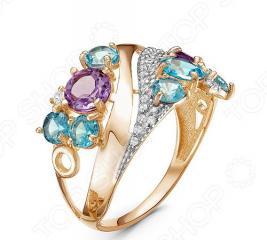 Кольцо «Сияние самоцветов» 100-1146