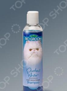 Шампунь для кошек Bio-Groom Purrfect White