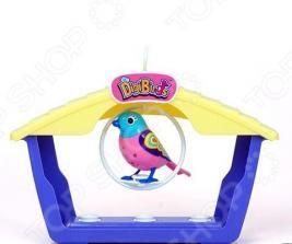 Игрушка интерактивная Silverlit «Птица с большим домом»