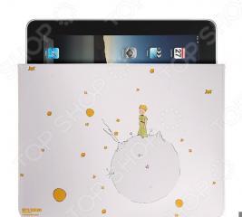 Чехол для iPad Mitya Veselkov «Маленький принц на планете вулканов»