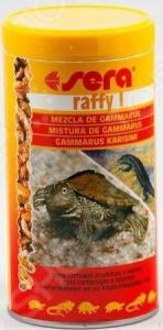 Корм для водяных черепах и ящериц Sera Raffy I