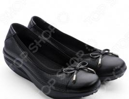 Балетки элегантные Walkmaxx Comfort 3.0. Цвет: черный