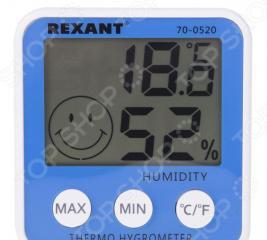 Метеостанция Rexant RX-108