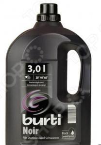 Средство синтетическое жидкое для стирки черного и темного белья Burti