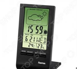 Термометр-гигрометр Hama H-75297 TH-100